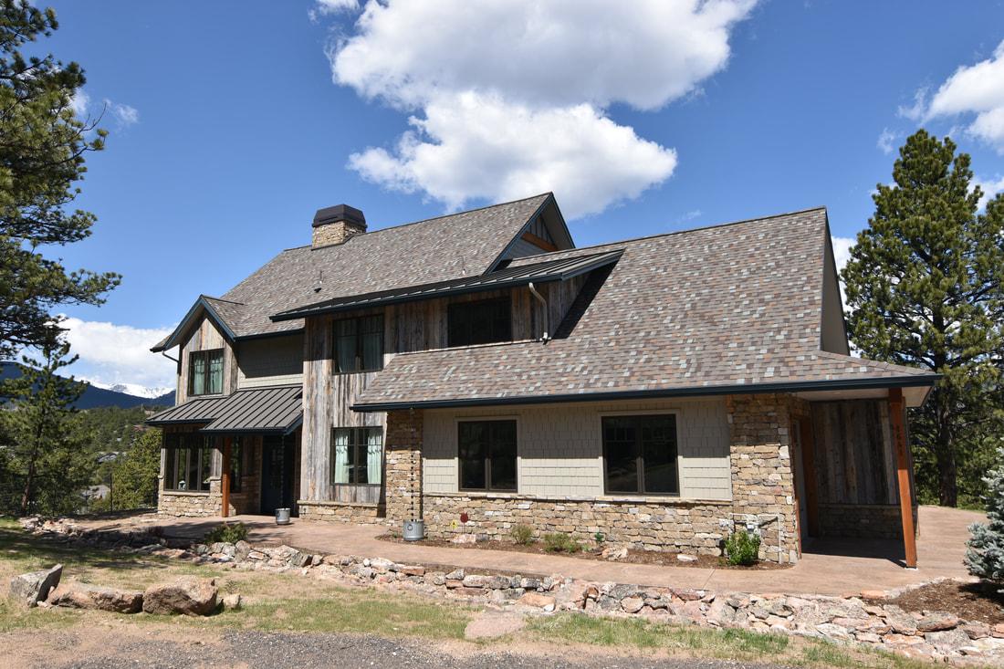 B & E Builders - Building Estes Park Homes